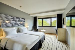 Radisson Blu Scandinavia Hotel, Düsseldorf, Hotels  Düsseldorf - big - 3