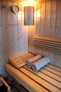 Sauna Apartments Repinc 6 New Luxury