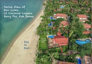 Beachfront Laguna Villa at Ban Por Samui - Ban Tai