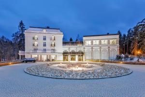 5 hvězdičkový hotel Hotel SPA Dr Irena Eris Polanica Zdrój Polanica-Zdrój Polsko