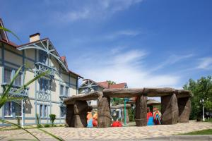 Alean Family Resort & SPA Doville 5*, Hotely  Anapa - big - 33