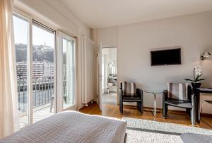 The Tourist City&River Hotel Luzern