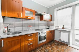 Матрешка 2-комнатные апартаменты на Офицерской, 4 - Vyselki