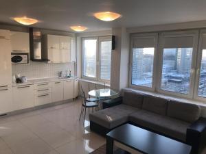 Moscow Suites Apartments Arbat, Apartmány  Moskva - big - 19