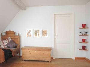 140 m_ _ Ferienwohnung im Gutshaus, Prázdninové domy  Jarnitz - big - 16