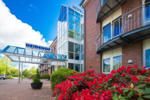 Hotel Heidehof garni - Alt Duvenstedt