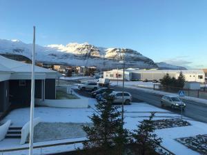 H5 Apartments, Ferienwohnungen  Grundarfjörður - big - 59