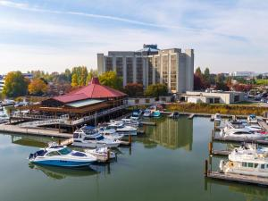 Pacific Gateway Hotel at Vancouver Airport, Hotel  Richmond - big - 23