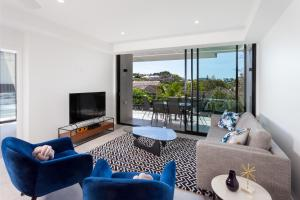 obrázek - Luxury on Cadell - Brand New 3BR Auchenflower Apartment