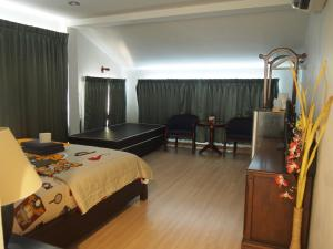 King Room with Sea View Nong Nuey Rooms