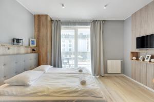 Apartamenty Apartinfo Sadowa, Apartments  Gdańsk - big - 148