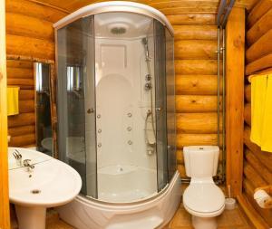 Baza otdikha Lukomorie - Novaya Derevnya
