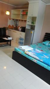 Condo Mueng Thong By Nuanlaong, Appartamenti  Ban Bang Phang - big - 41