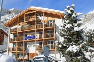 Apart Hotel Garni Alvetern - Samnaun
