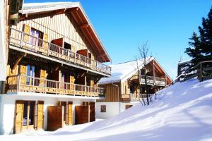 Résidence Néméa Les Chalets Des Cîmes - Hotel - La Toussuire