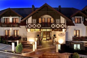 Dziki Potok Konferencje Grill & Prestige SPA, Hotely - Karpacz