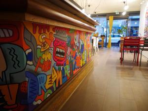 Street Art Hotel - Saint-Sever