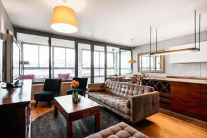Penthouse Harmonica by Loft Affair