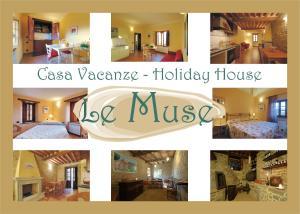 Casa Vacanze Le Muse, Ferienhöfe  Pieve Fosciana - big - 17
