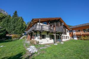 Chalet Du Croz - Hotel - Chamonix
