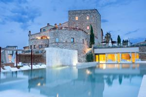 Castello di Velona Resort Thermal SPA & Winery, Hotels  Montalcino - big - 70