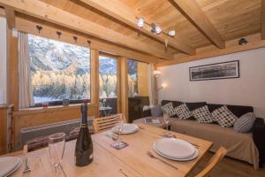 Sainte-Foy-l'Argentiere Apartment Sleeps 5 T454428 - Hotel - Chamonix