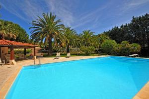 Campo nell'Elba Villa Sleeps 10 Pool WiFi T240246 - AbcAlberghi.com