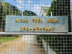 Nicha Pool Villa, Vily  Hua Hin - big - 49