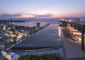 The Base Pattaya Sea view suites