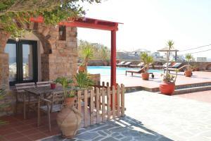 Paradisia Villas, Residence  Naxos Chora - big - 63