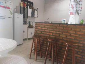 Casa Ampla Praia do Abaís, Дома для отпуска  Эстансия - big - 16