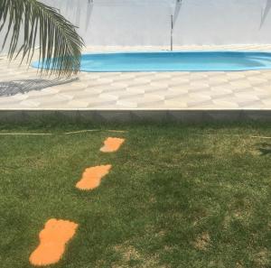 Casa Ampla Praia do Abaís, Дома для отпуска  Эстансия - big - 25