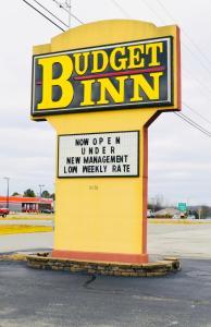 Budget Inn - Tucker
