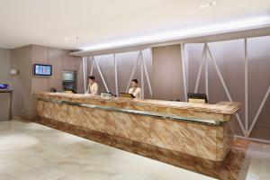 City Garden Suites, Hotely  Manila - big - 54
