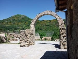 Albergue El Solitario, Vidiecke domy  Baños de Montemayor - big - 22