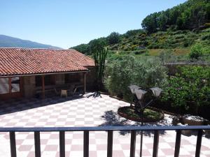 Albergue El Solitario, Vidiecke domy  Baños de Montemayor - big - 26