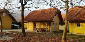 Počitniške hiške Lubadarček