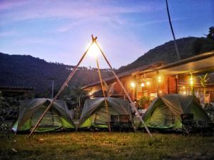 Samui Caravans Hill Camp
