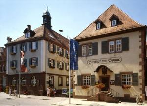 Gasthof zur Sonne - Lautenbach