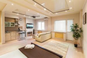 "Apartament ""Berloga 55"" on Frunze - Ostrovka"