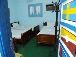 Quadruple Room with Shared Bathroom Bob Marley House Sherief Hotel Luxor