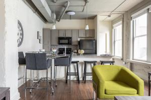 Stay Alfred at Chisca, Apartmány  Memphis - big - 28