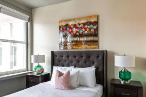 Stay Alfred at Chisca, Apartments  Memphis - big - 125