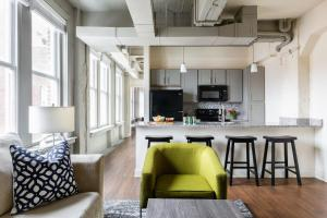 Stay Alfred at Chisca, Apartmány  Memphis - big - 138