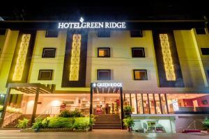 Auberges de jeunesse - Hotel Green Ridge