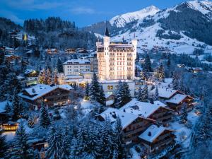 Picture of Gstaad Palace
