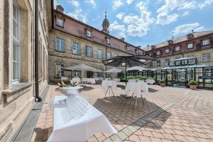 Welcome Hotel Residenzschloss Bamberg - Burgebrach
