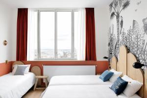 Caulaincourt Montmartre by Hiphophostels, Hostels  Paris - big - 57