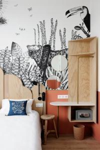 Caulaincourt Montmartre by Hiphophostels, Hostels  Paris - big - 63