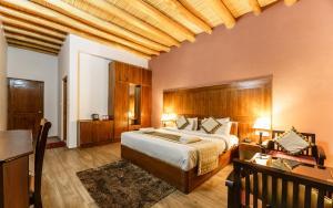 Hotel Reenam, Отели  Лех - big - 50